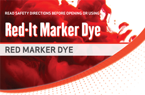 Red-It Marker Dye